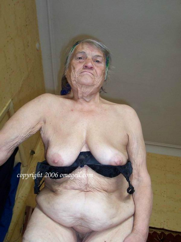 100 real ugly old women fucked from few mens 8