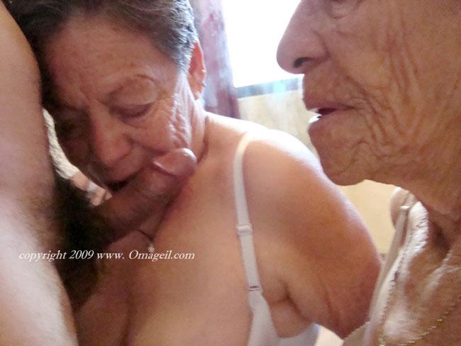 Granny desperate for cock 9