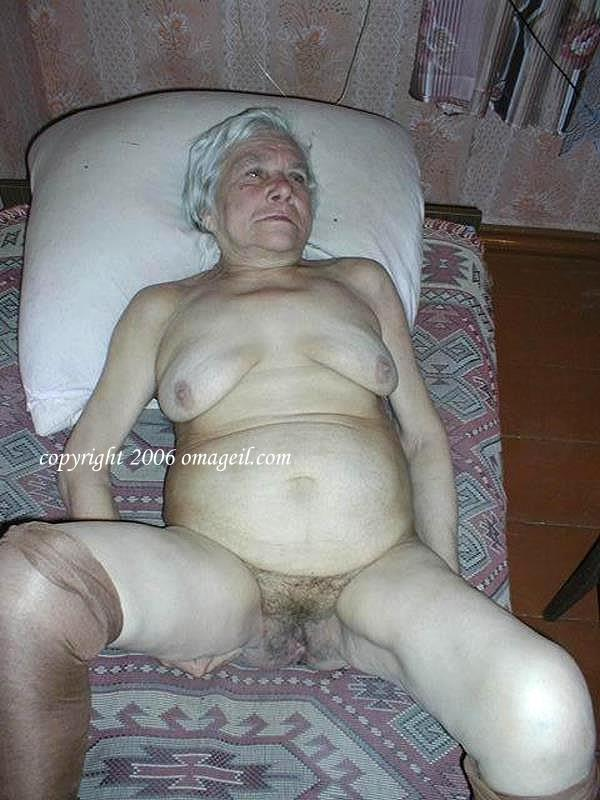 100 real ugly old women fucked from few mens 6