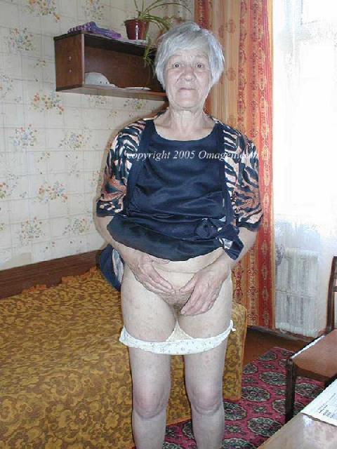 Real amateur-GRANNYS from all the world