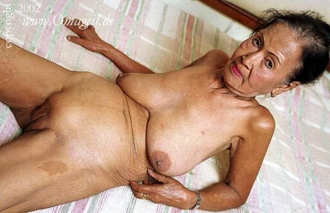 asian granny fuck