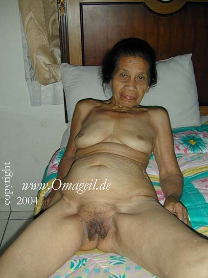 Meat oldest asian grannies nude pics have
