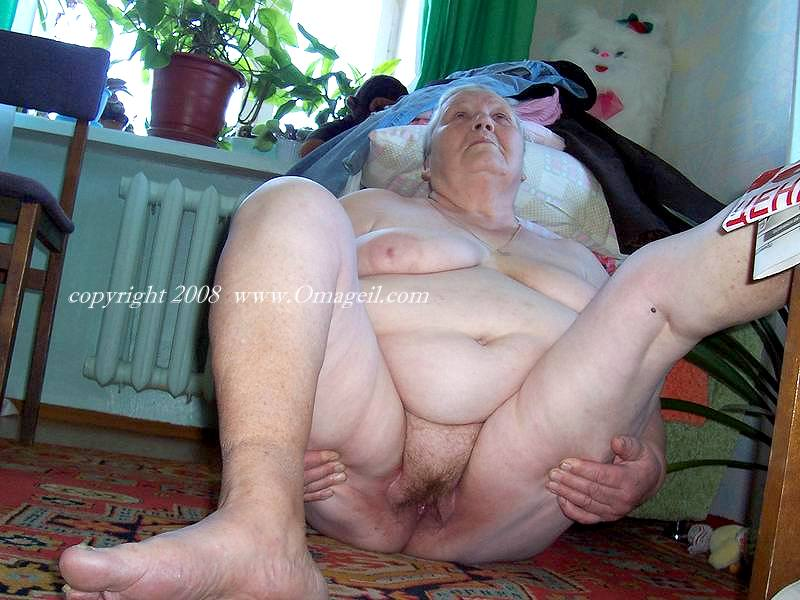 Omageil grannyloverboard very old women have